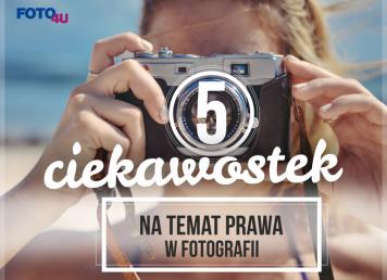 5 ciekawostek na temat prawa w fotografii