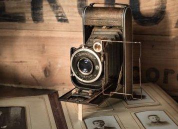 Dlaczego stare zdjęcia wywoływano w sepii?