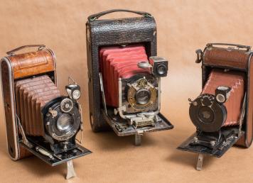 Ewolucja aparatu fotograficznego