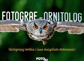 Ornitolog fotograf? Sfotografuj wróbla i inne skrzydlate stworzenia!