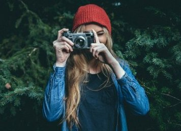 Prezenty dla miłośników fotografii