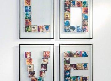 10 pomysłów na niesamowite ramki na zdjęcia