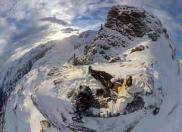 Z aparatem w góry … zimą