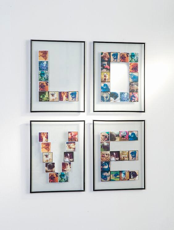 10 pomys w na niesamowite ramki na zdj cia blog for Home decor 4 u